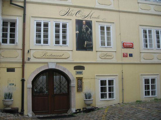 Hotel Casa Marcello: L'entrée et la façade de l'hôtel