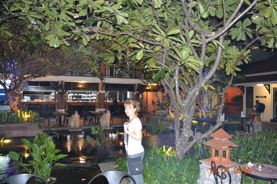 Rambuttri Village Inn & Plaza: hotel