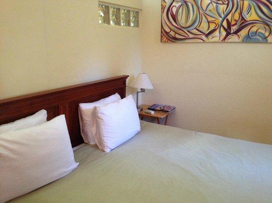 The Azure Hotel: Master bedroom