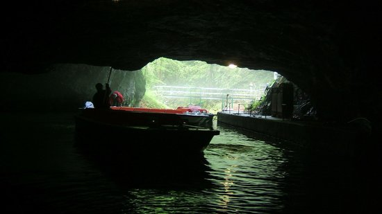 Moravian Karst: Путешествие по подземной реке