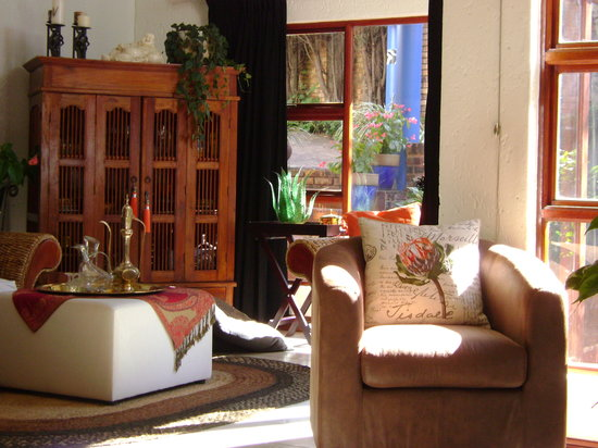 Gecko Ridge Guest House: Reception