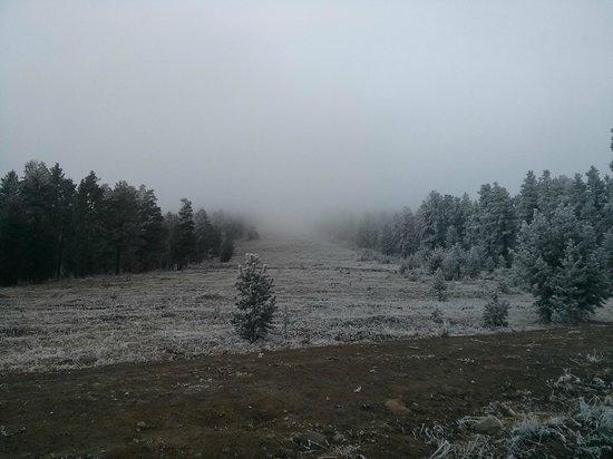 Camkar Otel: Nearest skiing pist