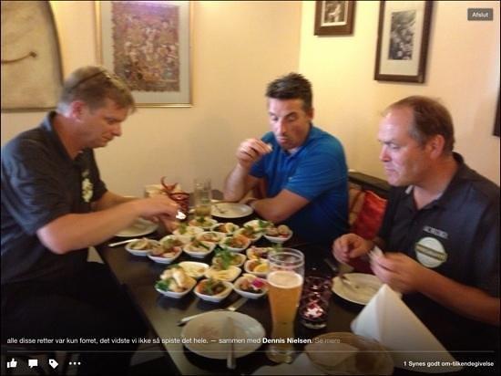 Bekaa Libanesisches Restaurant: super middag