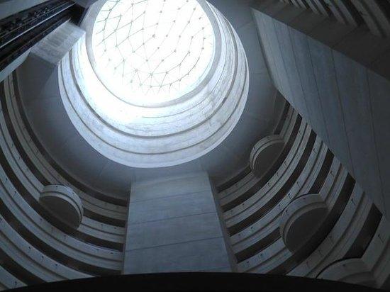 Shangri-La's Far Eastern Plaza Hotel Tainan: 吹き抜け