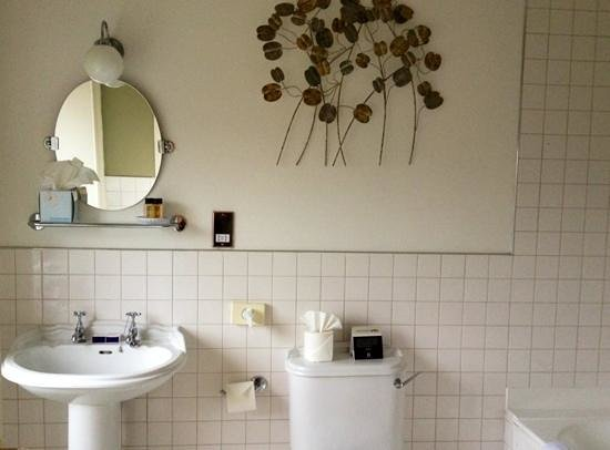 The Bannatyne Hotel Darlington: Bathroom, Room 25