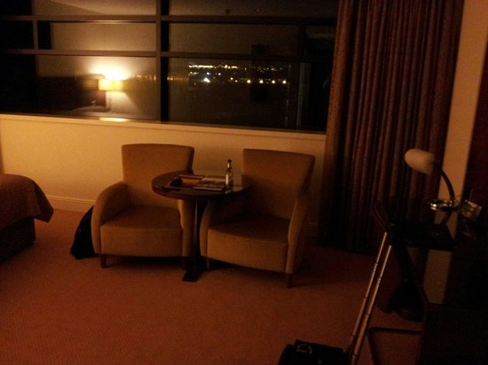 Macdonald Manchester Hotel & Spa: The executive suite