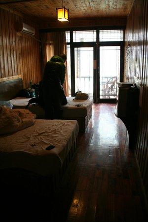Koolaa's Small Room - a good year : Nuestra habitación al estilo fenghuang por solo 120yuan al día!