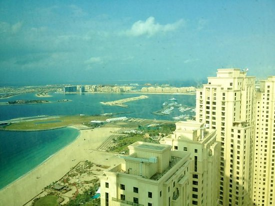 JA Oasis Beach Tower: Palm Island/Dubai Marina View