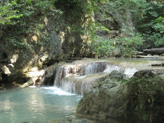 Si Sawat (Kanchanaburi) Thailand  city photos gallery : Эраван Foto van Erawan National Park, Si Sawat TripAdvisor