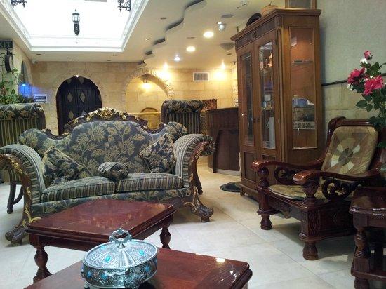 Hashimi Hotel: Main Lobby