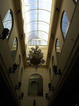 Hashimi Hotel: Lobby