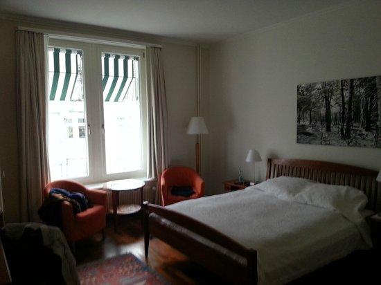 Hotel Seegarten: habitación