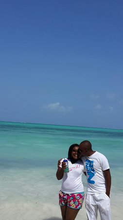 Queen of Sheba Beach Hotel: Pongwe beach