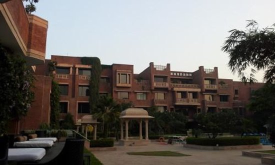 ITC Rajputana, Jaipur: 中庭