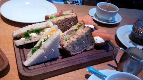 Canteen - Baker Street : Afternoon Tea
