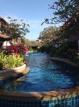 Railay Village Resort: poolside rooms