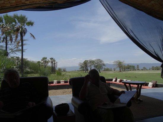 Chem Chem Safari Lodge: Aussicht Bar