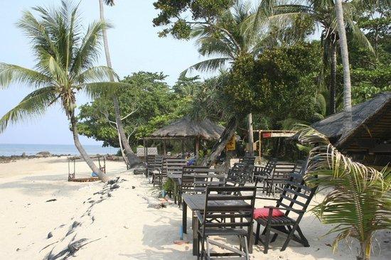 Relax Bay Resort: Beach Bar