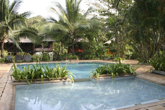 Relax Bay Resort: Pool