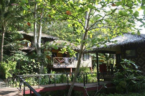 Relax Bay Resort: Bungis