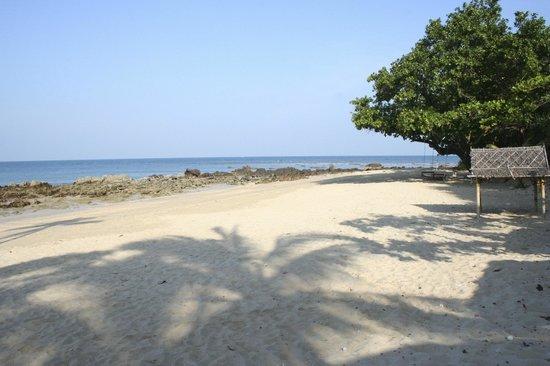 Relax Bay Resort : Beach am Morgen