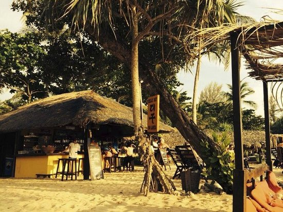 Relax Bay Resort : Beach Bar