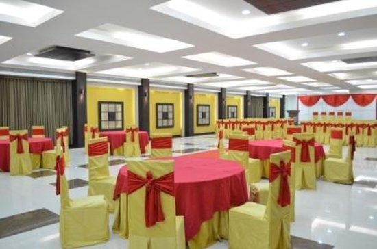 Hotel Waterlily : Splash the banquet hall