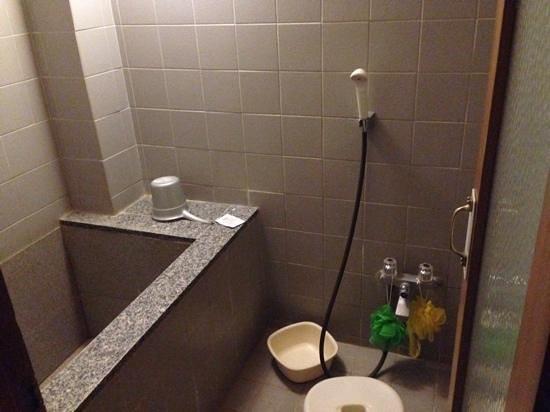 Hotel Edoya : salle de bain