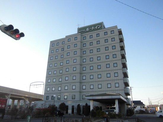 Hotel Route Inn Tokonameekimae: 外観