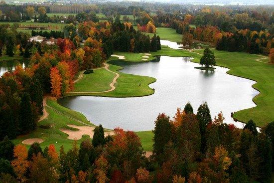 Hotel Golf Parc : Parcours du Golf Parc Robert Hersant