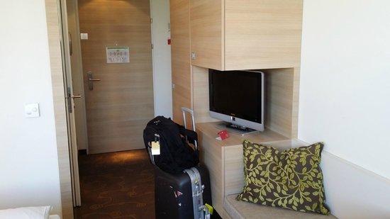 H+ Hotel Salzburg: BED
