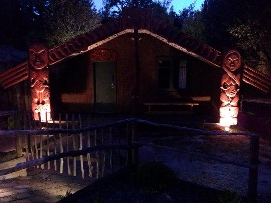 Village maori de Tamaki : Tamaki Village