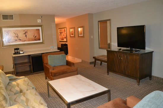 Doubletree by Hilton Grand Hotel Biscayne Bay: Really spacious