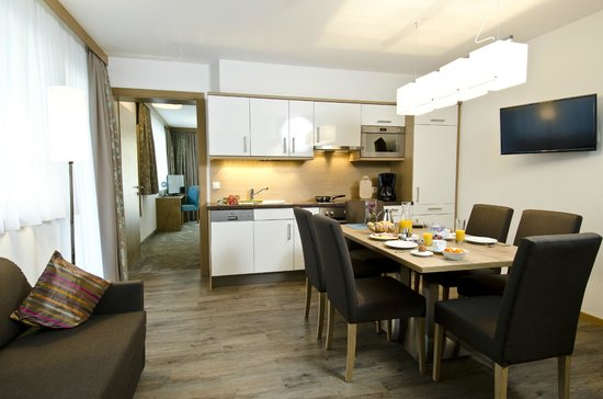 Wolfs Aparts + More: apartment 4-6 Personen