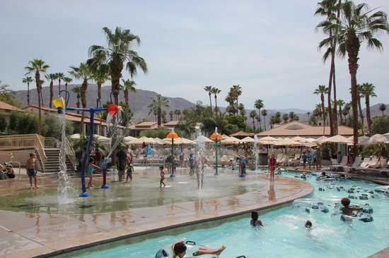 Omni Rancho Las Palmas Resort & Spa: Splashtopia