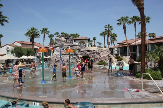 Omni Rancho Las Palmas Resort & Spa : Splashtopia