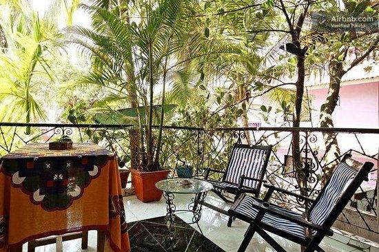 Indian Kitchen Restaurant : surroundings