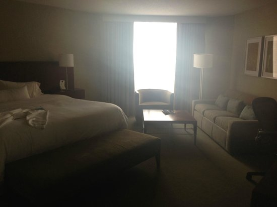 The Westin Bristol Place Toronto Airport: Spacious rooms