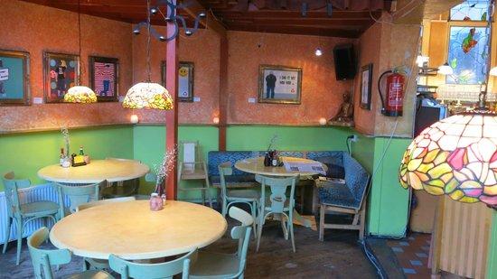 De Bolhoed: Внутренний интерьер ресторана