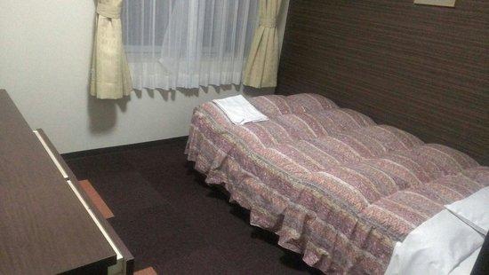 Hotel Shin Osaka: シングルルーム