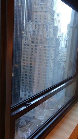 New York Hilton Midtown : View