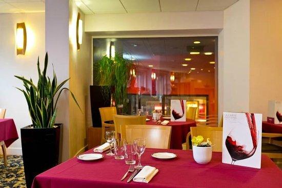 Mercure Epinal Centre : Restaurant