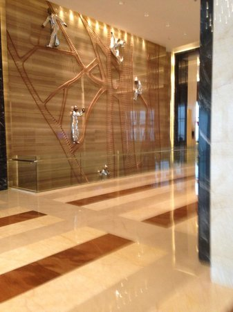 Hilton Shijiazhuang : Lift Area