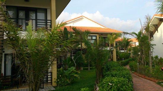 Famiana Resort & Spa : Un resort neuf