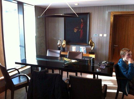 Radisson Blu Edwardian Manchester: Valentino Suite
