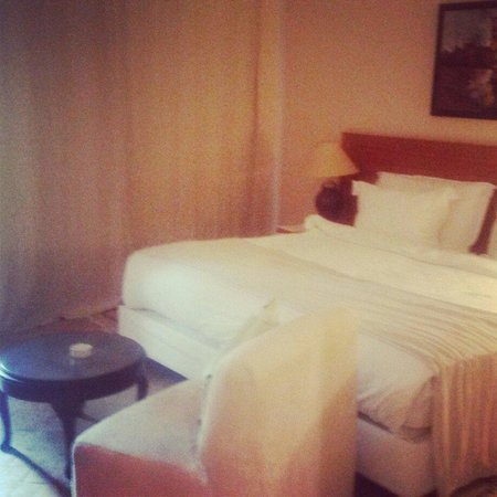 Palais Jena & Spa : Bedroom jan 14