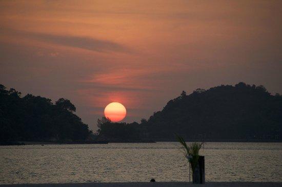 Meritus Pelangi Beach Resort & Spa, Langkawi: Sunset