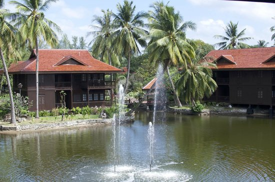 Meritus Pelangi Beach Resort & Spa, Langkawi : View of lake from room