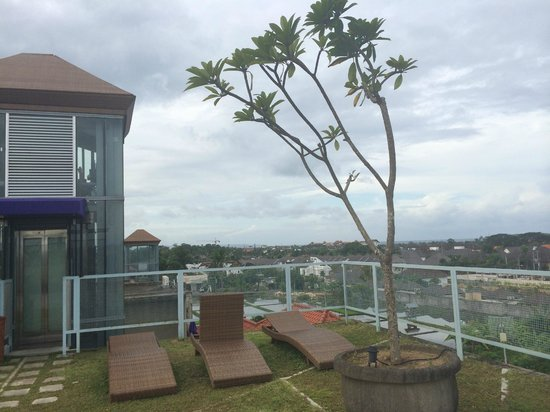 Taum Resort Bali : Rooftop view