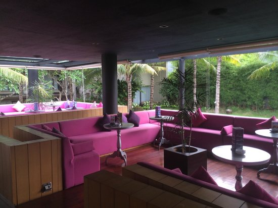 Taum Resort Bali: Lounge area